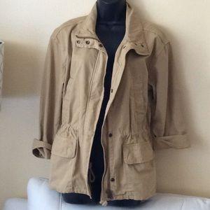 GORGEOUS 💞MADEWELL💞100% cotton jacket